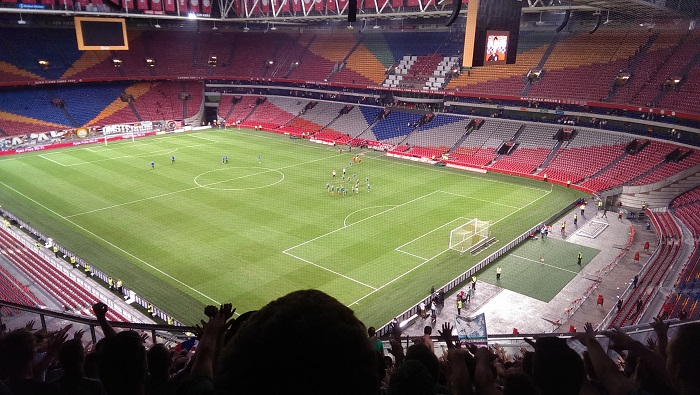 Rapid Wien in Arena
